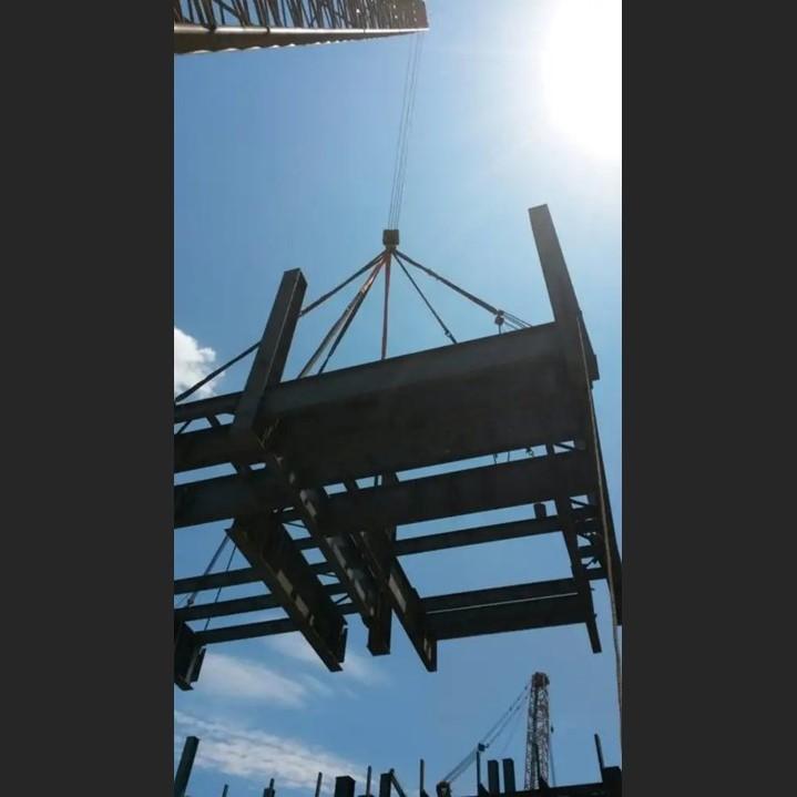 Module Lift, 60 Ton