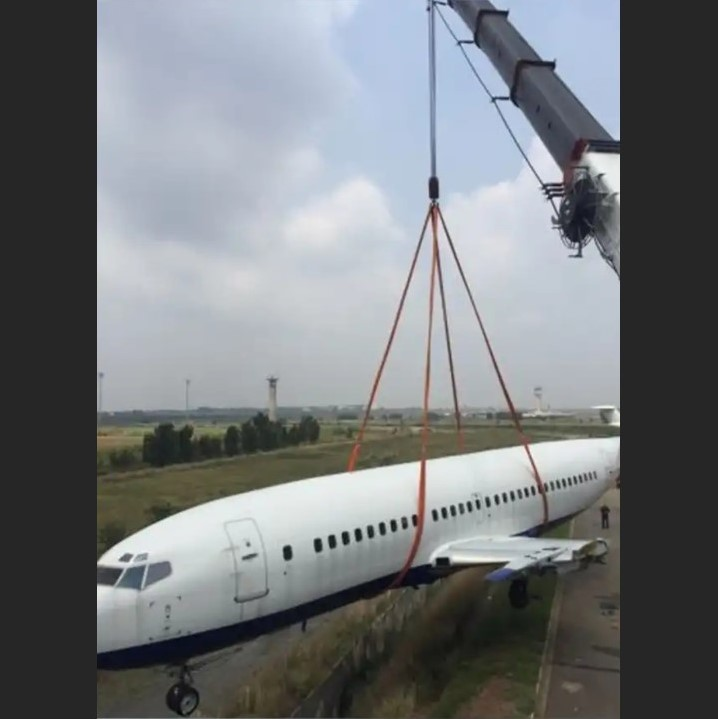Aircraft Relocation O.R Tumbo